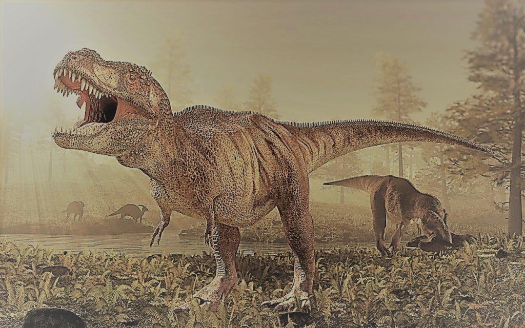 宇宙 Part3/恐竜時代