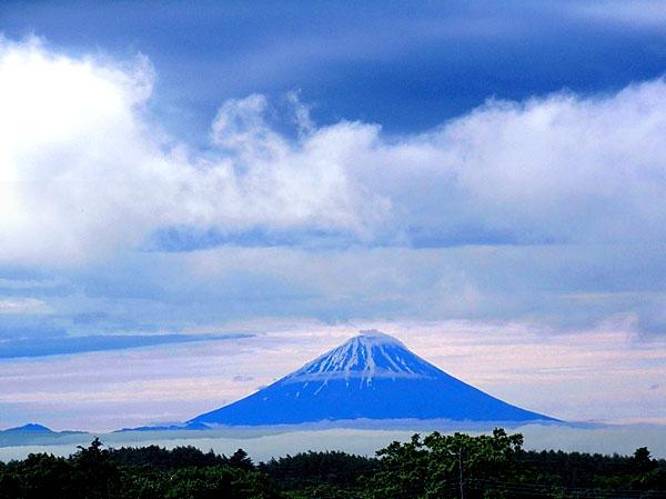 八ヶ岳・富士見高原の宿/富士山