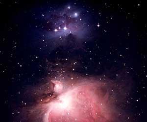 宇宙 Part2/オリオン座大星雲