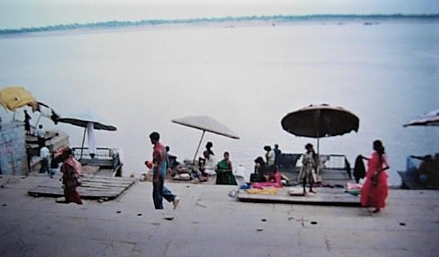 Varanasi-Ganga / India
