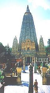 Buddha Mahabodhi Templ