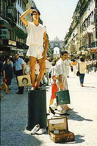 特集:和を以て貴しとなす/リスボンの街