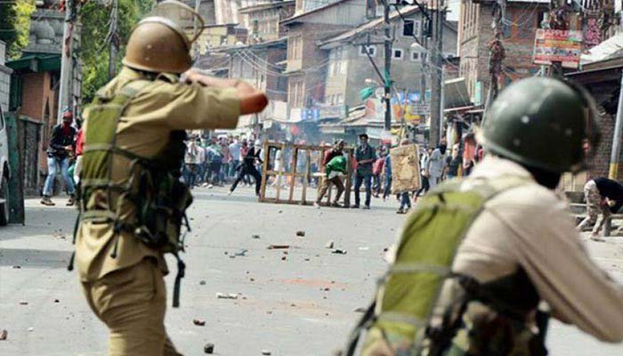 インド・カシミール宗教紛争