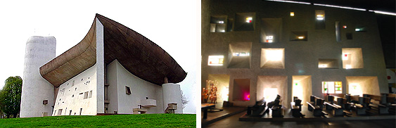 ロンシャン礼拝堂