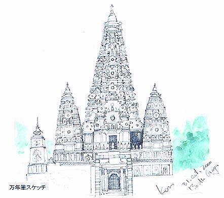 Mahabodhi Temple / India