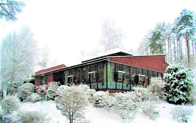 八ヶ岳・富士見高原の宿/冬のフロムナウ・クラブ