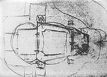 第二ゲーテアヌム・初期のスケッチ